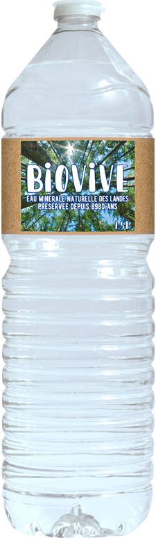 bouteille Biovive 150cl