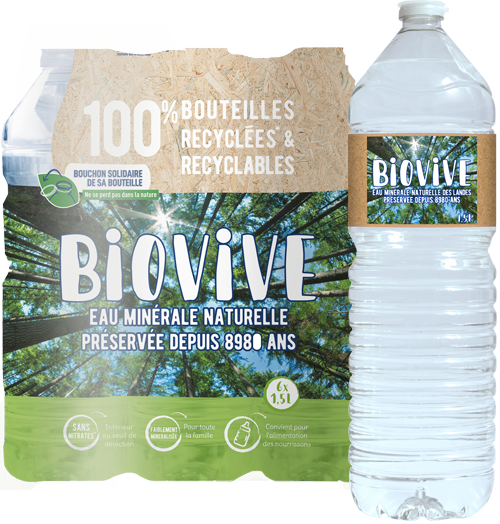 Pack Biovive -x150cl